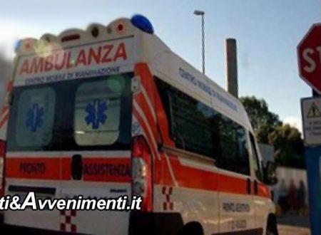 Ribera. Due immigrati prendono a sassate Ambulanza 118, operatori e medico poi fuggono
