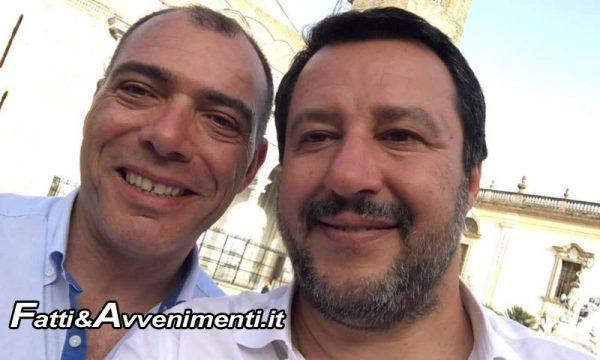 """Ribera, la Lega di Salvini: """"Solidarietà al giornalista Sean Gulino"""""""