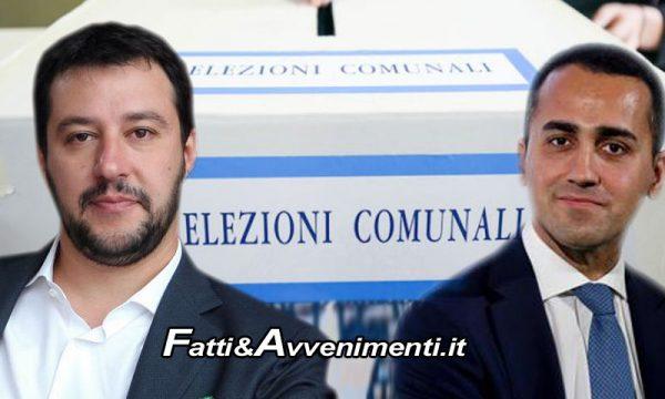 Comunali Sicilia. Cresce la Lega, bocciatura per i 5 Stelle: 5 comuni su 7 al ballottaggio – Dati e dichiarazioni
