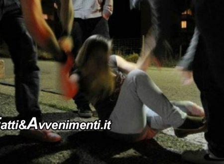Palermo. In 4 violentano una 17enne: gli aggressori tutti minorenni, individuati grazie alle telecamere