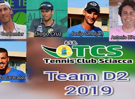 """Sciacca. Tennis Club ammesso al campionato regionale serie D2: """"obiettivo promozione in serie D1"""""""