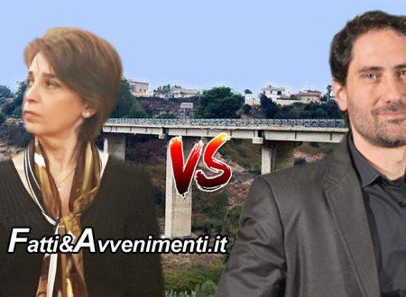 """Sciacca. Ponte Cansalamone bloccato, M5S: """"Strafottente incapacità della giunta Valenti"""""""