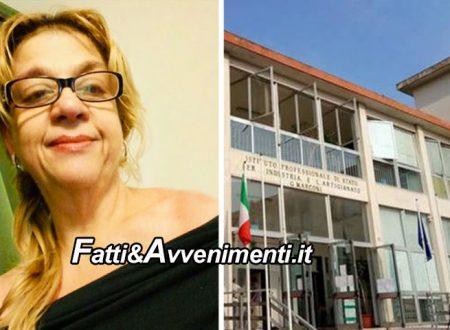 Preside di Marsala arrestata: usava l'auto della scuola per fare viaggi anche in Francia