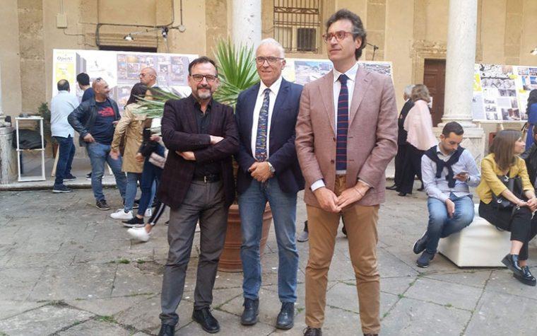 """Sciacca. Inaugurata ieri """"Open Studi Aperti L'architetto è indispensabile"""": le nostre interviste"""
