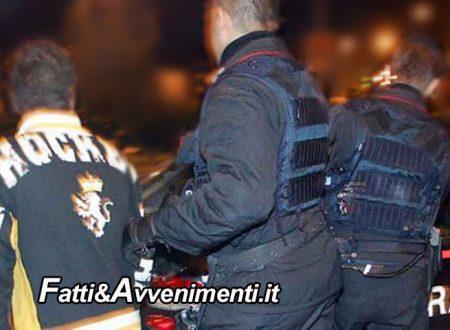 Palermo. Due gambiani puntano coltello e pistola contro due turisti e li rapinano: arrestati poco dopo dai carabinieri