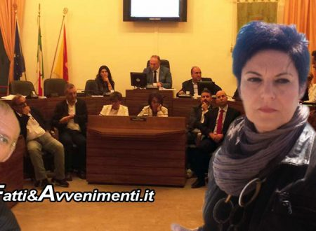 """Sciacca. Cinzia Deliberto: """"Valenti un fallimento, assessori neppure la votarono, tolga il disturbo"""""""