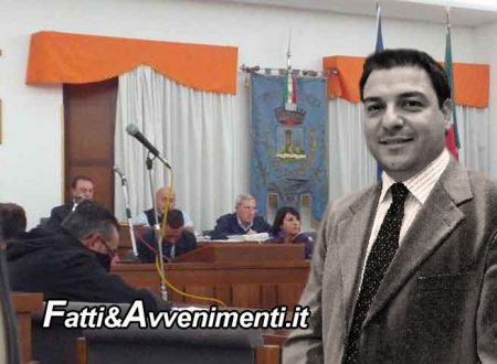 """Ribera. Consiglio comunale con maggioranza assente, D'Azzo: """"abbiamo garantito la seduta, ma Pace è solo"""""""