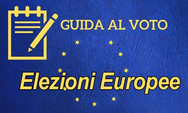 Elezioni europee. Domani si vota: ecco le regole per non sbagliare e tutte le liste con i candidati
