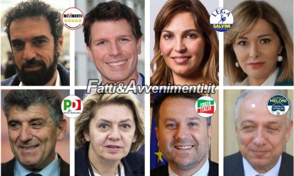 Elezioni Europee. Ecco chi sono gli 8 eletti in Sicilia e Sardegna