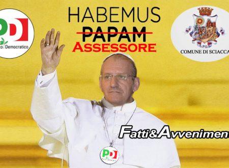 """Sciacca. """"Habemus Papam"""", finalmente Caracappa """"diventa"""" assessore e Tulone può andarsene, forse"""