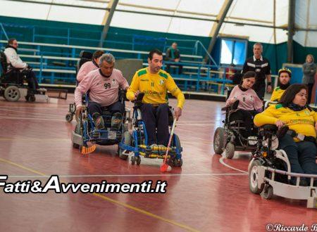 Hockey su carrozzina. Leoni Sicani alla semifinale di Lignano Sabbiadoro per accedere in serie A1