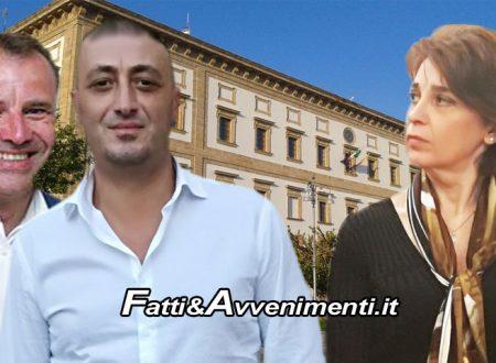 """Sciacca. Gruppo Marinello con cons. Bono e Milioti: """"Evidenziate le deficenze della giunta Valenti"""""""