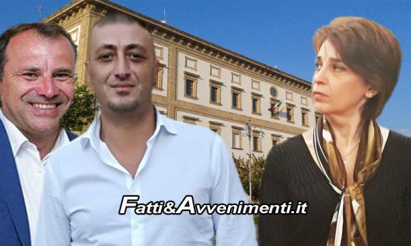 """Sciacca. Milioti e Bono: """"Comune sull'orlo del dissesto, fallimento del sindaco Valenti"""""""