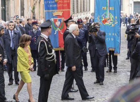Roma. Il Presidente Mattarella ha reso omaggio ad Aldo Moro. Oggi si ricorda anche la morte di Peppino Impastato