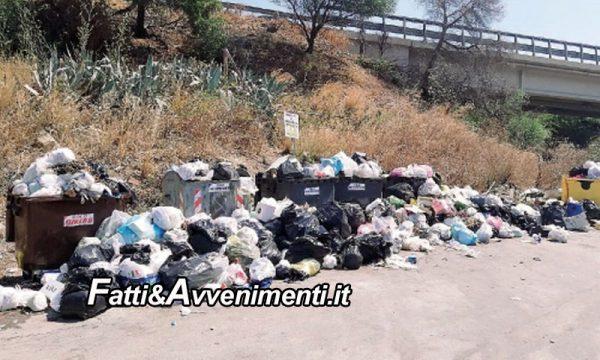 """Sciacca, Caos Rifiuti: """"Sindaco Valenti, la città chiede pietà, basta scaricare colpa sui cittadini"""""""
