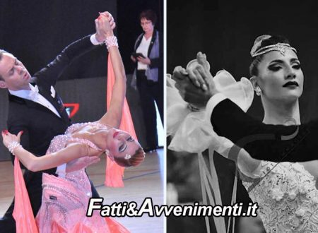 Ribera. Francesca Desirèe Riggi a Bucarest conquista il 3° posto al campionato europeo di danza