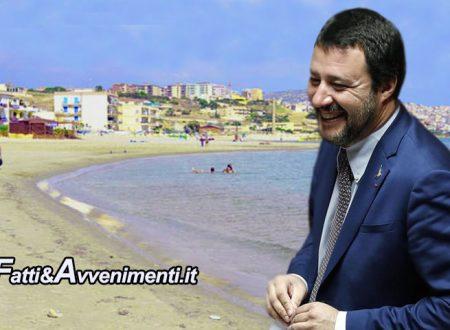 """Sciacca. Decreto Salvini """"Spiagge Sicure"""": arrivano 42mila euro per la sicurezza sul litorale saccense"""
