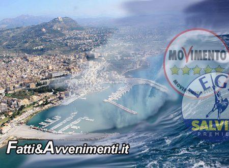 """Europee. La Lega arriva a Sciacca ed in provincia, M5S la fa da padrone: la fine dei """"moderati""""?"""