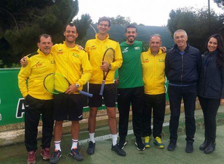 Sciacca. La Tennis Club ottiene il 1° posto nel girone del Campionato regionale D2 e va alle finali Play Off