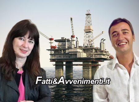 """Porto Empedocle. Sindaco Carmina a On. Catanzaro: """"Le trivellazioni in mare le ha autorizzate il suo PD"""""""