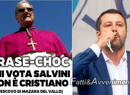 Il Vescovo Mogavero che oggi attacca Salvini è lo stesso che giustificò l'intervento militare in Libia nel 2011