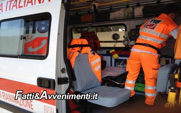 Siracusa. 14Enne marina la scuola e cade in una scarpata: è grave, milza asportata e diverse fratture