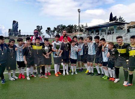 """Ribera domina la 1°edizione """"Riviera dei Cedri"""", torneo di calcio giovanile:  200 gli atleti in gara, ecco la classifica"""