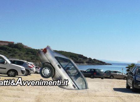 """Sciacca. Monte: """"Parcheggio spiaggia Sovareto come Beirut con buche profonde, intervenite… ma subito"""""""