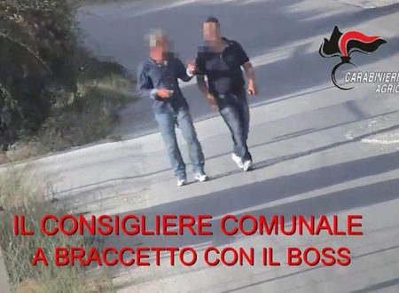 Cosa Nostra di Licata e Campobello: 9 arresti, domiciliari per l'ex consigliere comunale già arrestato -VIDEO