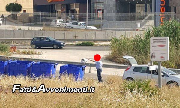 Sciacca, degrado e rifiuti. Polizia Municipale eleva 90 sanzioni per violazioni su conferimento rifiuti