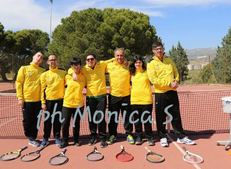 """Tennis club Sciacca. Progetto """"integrazione persone con diverse abilità"""": incontro con il Pres. Reg. Palpacelli"""