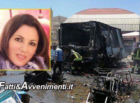 Gela. È deceduta la 42enne rimasta ferita nell'esplosione della bombola gas al mercato: lascia 3 figli