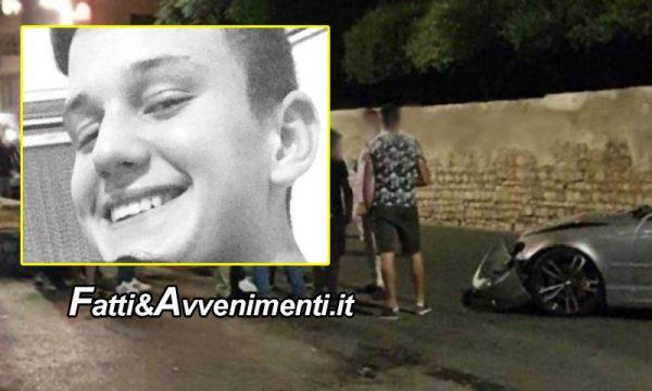 Modica (RG). Scontro auto scooter nella notte: perde la vita un 15enne