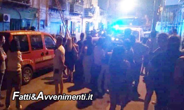 Palermo. Appartamento va a fuoco, i pompieri riesco ad entrare, ma il proprietario muore per le esalazioni