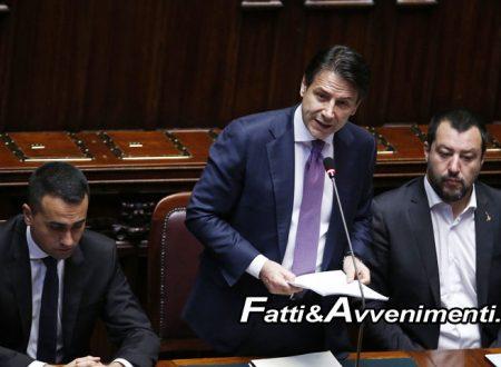 """Governo. Conte: """"O si lavora o mi dimetto"""", Salvini: """"Lavoro anche dopo insulti, la Lega c'è"""", ma cresce malumore"""