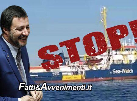 """Approvato il dl Sicurezza bis, esulta Salvini: """"le Ong che violano i blocchi saranno confiscate e multate"""""""