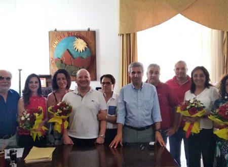 Cianciana. l'Unione dei Comuni Platani-Quisquina e Magazzolo ieri hanno stabilizzato i precari