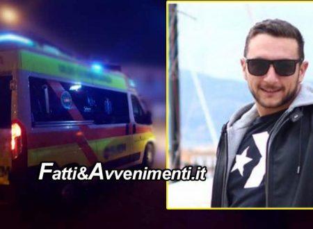 Castelvetrano. 32Enne si schianta con la moto sul guard rail: muore un altro collaboratore di Natale Giunta