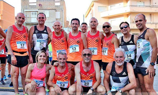 """Aragona (AG). Podisti saccensi in gara alla decima edizione della """"CorriAragona"""": classifica e tempi"""