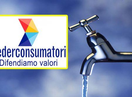 """Acqua agrigentina. Federconsumatori contro ATI: """"Serve Azienda Speciale Consortile, non Spa"""""""