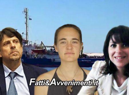 Sea-Watch3. la Procura non ci sta e ricorre in Cassazione contro la scarcerazione di Carola