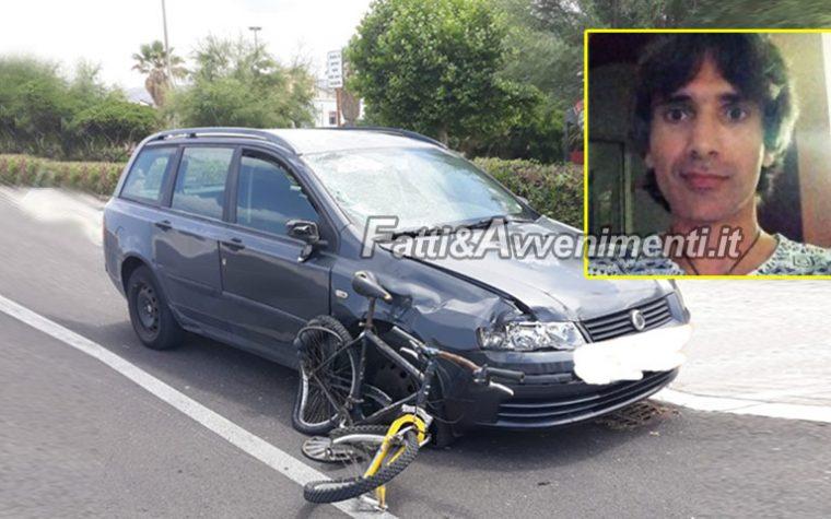 S. Agata Militello. 40enne travolto e ucciso da un'auto: stava andando a firmare un contratto di lavoro