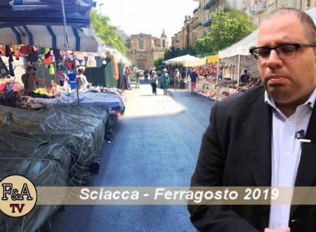 """Sciacca. Fiera ferragosto alle Terme, Monte: """"si dovevano consultare i commercianti e anche i cittadini"""""""