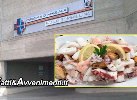 Marsala. Mangiano insalata di mare e cous cous: in 50 ricoverati in ospedale per intossicazione