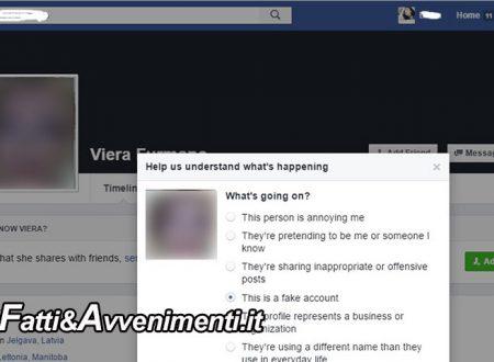 """Catania. Truffa su Facebook, donna si finge innamorata e """"spilla"""" 440mila € ad un uomo: 3 arresti"""