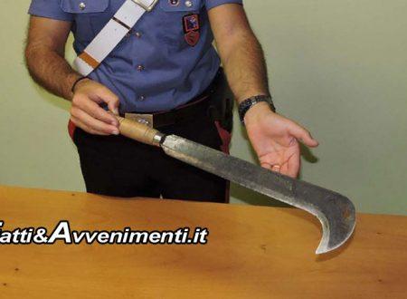 Pachino (SR). Tunisina tenta di uccidere il marito a colpi di roncola mentre dorme: Arrestata dai Carabinieri