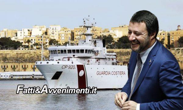 Caso Gregoretti. Gup, non luogo a procedere per Salvini: Tribunale Catania accoglie richieste Pm e difesa