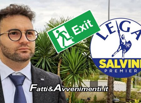 """Sciacca. Il Circolo della Lega non c'è, ma già perde pezzi. Esce l'ex Pres. Catania: """"La lealtà non paga"""""""