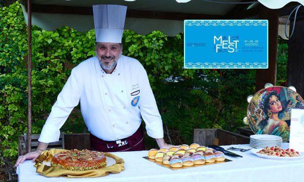 Licata. Melt Fest, stasera si chiude: il pasticcere Davide Miracolini vince il contest dei dolci del Mediterraneo