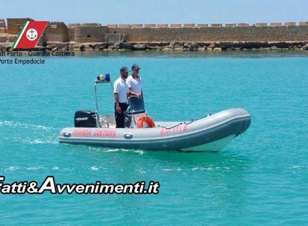 Scala dei Turchi. Guardia Costiera soccorre due turiste di 20 e 51 anni colte da malore